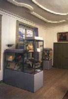 Ausstellungsraum im Haus Mecklenburg