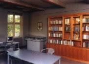 Bibliothek Niederdeutsch im Haus Mecklenburg