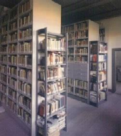 Bibliothek im Haus Mecklenburg in Ratzeburg