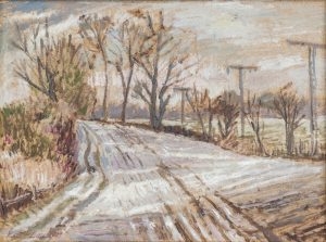Katrin Lau, Winter in Baumgarten