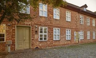 Schleswig-Holstein-Haus in Schwerin