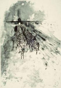 Tisa v. d. Schulenburg, Konzentrationslager