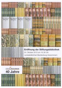 Bibliothek Stiftung Mecklenburg