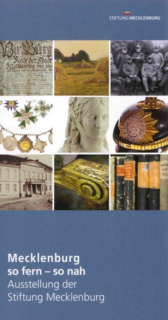 Dauerausstellung Mecklenburg, so fern - so nah