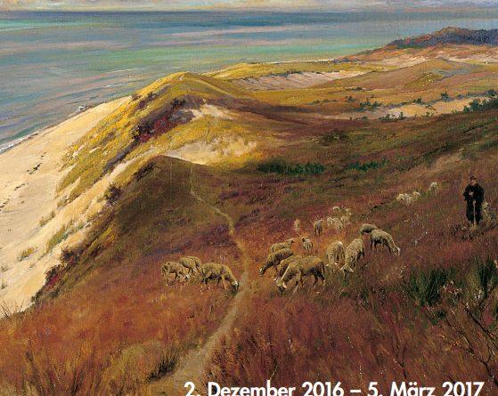 Plakat Ausstellung Friedrich Wachenhusen