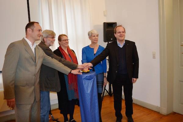 Freischaltung des Virtuellen Landesmuseum Mecklenburg auf Platt, April 2016