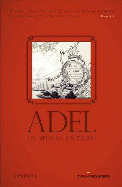 Adel in Mecklenburg - Band 1