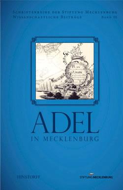 Adel in Mecklenburg - Band 3