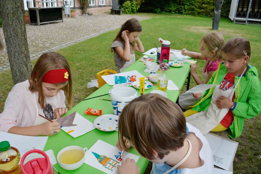 Pädagogische Angebote für Kinder
