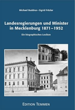 Landesregierungen und Minister in Mecklenburg 1871 – 1952