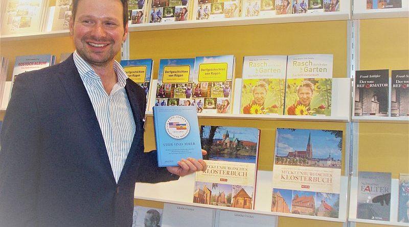 Präsentation Buchmesse 2017 - Tagungsband zu den diplomatischen Beziehungen USA-Mecklenburg