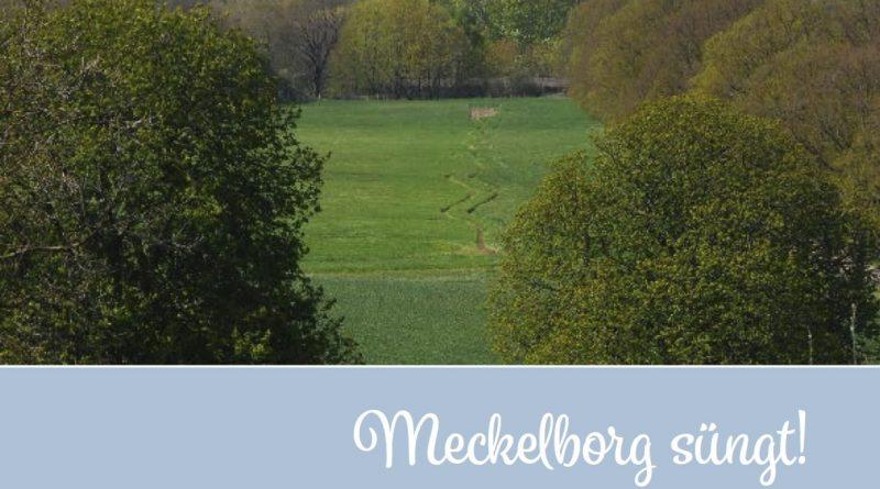 Meckelborg süngt! Fröhjohrs- un Sommerleede - gesammelt und bearbeitet von Eberhard Barbi, Herausgeber: Stiftung Mecklenburg