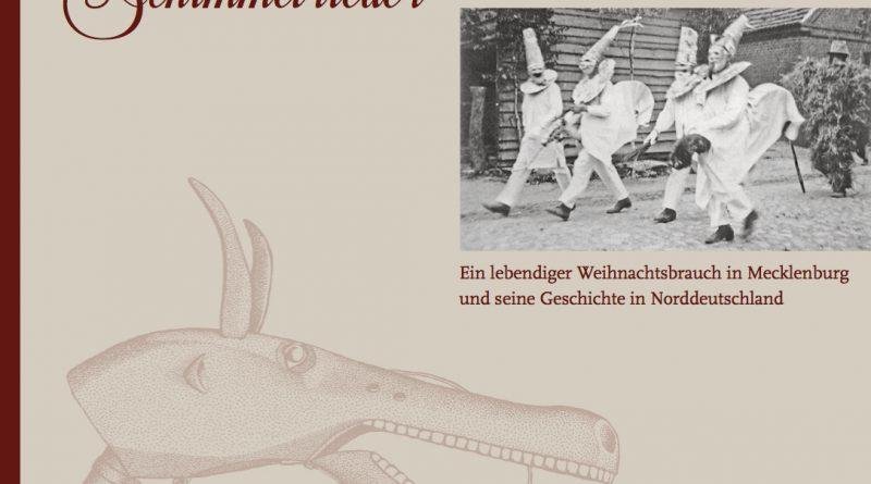 Neues Buch zu mecklenburgischem Weihnachtsbrauchtum
