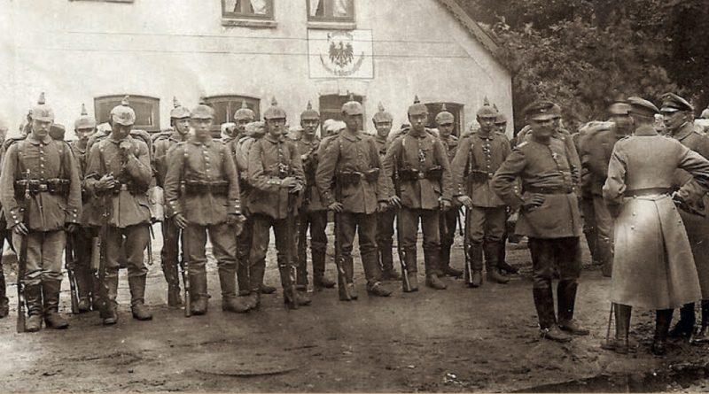Symposium zum Ersten Weltkrieg
