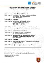 Programm_Ortschronistentagung_Stiftung_Mecklenburg_in_Parchim_20.10.2018