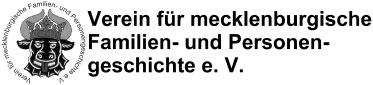Verein für mecklenburgische Familien- und Personengeschichte e.V.