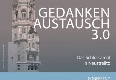 Das Schlossareal in Neustrelitz