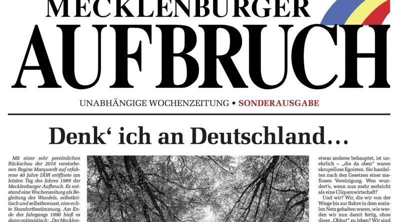 Mecklenburger Aufbruch