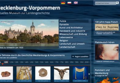 Virtuelles Landesmuseum Mecklenburg-Vorpommern
