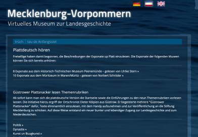 Neue plattdeutsche Audios
