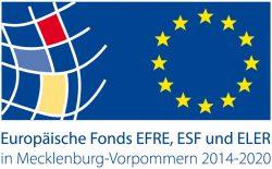 Europäischer Fonds für regionale Entwicklung (EFRE), Europäischer Sozialfonds (ESF) und Europäischer Landwirtschaftsfonds für die Entwicklung des ländlichen Raums (ELER) in Mecklenburg-Vorpommern